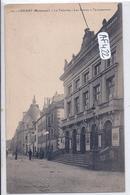 LORIENT- LE THEATRE ET LE BUREAU DES POSTES & TELEGRAPHES - Lorient