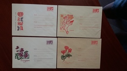 Russia 1969  Stamped Stationery. Woman Day. - 1960-69