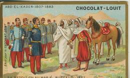 Chocolat-Louit ABO El Kader 1907-1883  (52504) - Ohne Zuordnung