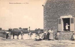 28 - EURE ET LOIR / 283522 - Neuvy En Beauce - La Mare - Beau Cliché Animé - Francia