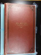 Ancien Album Pour 378 CPA (126 Pages X 3 Cartes) - Supplies And Equipment