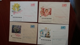 Russia 1971  Stamped Stationery. Woman Day - 1970-79