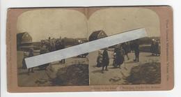 PAYS BAS NEDERLAND MARKHAM ZUYDER ZEE ZUIDERZEE Circa 1900 PHOTO STEREO /FREE SHIPPING REGISTERED - Photos Stéréoscopiques