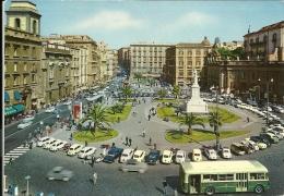 NAPOLI  Piazza Dante  Bus  Autobus  Auto - Autobus & Pullman