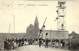 31 A - WIMEREUX - Les Pompiers -  Ed. E.B. - France