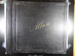 Ancien Album Pour 300 CPA Ou Photos (50 Pages X 6 Cartes) - Matériel