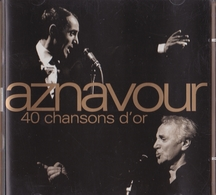 Aznavour 40 Chansons D'or - Classical