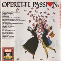 OPERETTE PASSION - Opera
