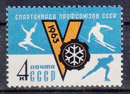 USSR - Michel - 1963 - Nr 2730 - MNH** - 1923-1991 USSR