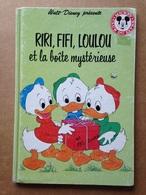 Disney - Mickey Club Du Livre - Riri, Fifi, Loulou Et La Boîte Mystérieuse (1991) - Disney