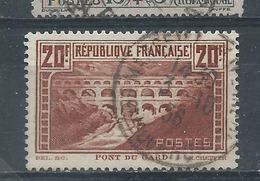 FRANCE  N ° 262 Oblitéré T.B. - Usados