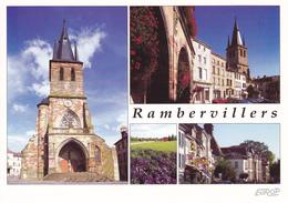 88   RAMBERVILLIERS / MULTIVUES - Rambervillers