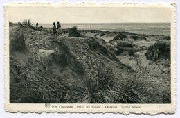 CPA - Carte Postale - Belgique - Ostende - Dans Les Dunes 1949 (CP3484) - Oostende
