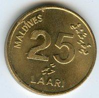 Maldives Maldive 25 Laari 1996 - 1416 KM 71 - Maldives