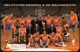 BASKETBALL - SPAGNA 1997 - CALENDARIO TASCABILE - SELECCION ESPANOLA DE BALONCESTO - Sports
