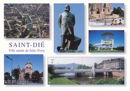 88  SAINT DIE / MULTIVUES / VILLE NATALE DE JULES FERRY - Saint Die