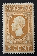 1913 Jubileumzegel NVPH 91*) - Periode 1891-1948 (Wilhelmina)