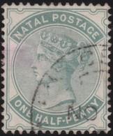 Natal       .    Yvert   .  43a       .     O     .  Gebruikt    .     /    .    Cancelled - Zuid-Afrika (...-1961)