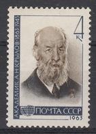 USSR - Michel - 1963 - Nr 2793 - MNH** - Ongebruikt
