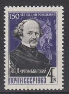 USSR - Michel - 1963 - Nr 2797 - MNH** - 1923-1991 USSR