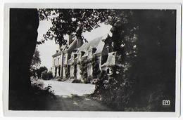Cpsm Bon Etat  9x14cm  , Sandillon    Château De Gamereau , Timbre Courrier Au Verso, Carte Rare - Other Municipalities