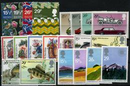 2889- Gran Bretaña Nº 1052/74 - 1952-.... (Elizabeth II)