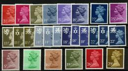 2887- Gran Bretaña Nº 1017/22, 964/71, 980/91 - 1952-.... (Elizabeth II)