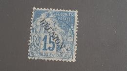 LOT 400161 TIMBRE DE COLONIE REUNION OBLITERE N°22 - Réunion (1852-1975)