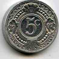 Antilles Neérlandaises Netherlands Antilles 5 Cents 1997 KM 33 - Antilles Neérlandaises