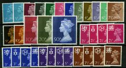 2885- Gran Bretaña Nº 624/39, 605/20 - 1952-.... (Elizabeth II)