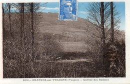 CPA - GRANGES (88) - Aspect Des Abords De La Colline Des Baûmes Dans Les Années 30 / 40 - Granges Sur Vologne