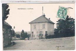01  HAUTEVILLE  LA  POSTE  TBE  FO677 - Hauteville-Lompnes