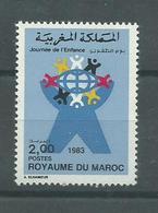 180029051  MARRUECOS  YVERT  Nº  957  **/MNH - Marruecos (1956-...)