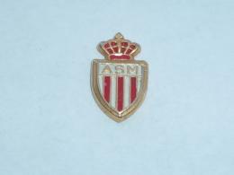 Pin's BLASON ASM - Badges