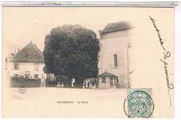 01   CEYZERIEU  LA  PLACE    TBE  FO670 - Autres Communes