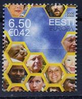 PIA -  ESTONIA  - 2006 - EUROPA - L' Integrazione  - (Yv  520) - 2006