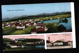 A5496) Ansichtskarte Niederseeon Ungebraucht Um 1915 Color - Ebersberg