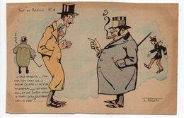 Illustrateur  NORWINS  - Humour--Tout Au Radium--Gros Banquier - Norwins