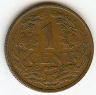 Antilles Neérlandaises Netherlands Antilles 1 Cent 1961 KM 1 - Netherland Antilles