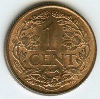 Antilles Neérlandaises Netherlands Antilles 1 Cent 1965 UNC KM 1 - Antilles Neérlandaises