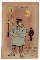 Illustrateur  NORWINS  - Humour--Tout Au Radium-- Electeur ,Gaz --Paris--St Flour,gendarme - Norwins