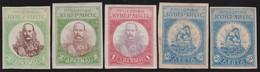 Crete        .   Yvert    .    5 Stamps   .        *     .  Ongebruikt    .     /    .     Mint-hinged - Kreta