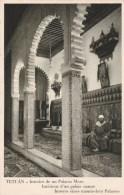 AM41 Tetuan, Interior De Un Palacio Moro - Morocco