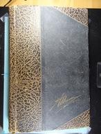 Ancien Album Pour 464 CPA (116 Pages X 4 Cartes) (ETAT) - Supplies And Equipment