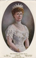 AQ52 Royalty - Her Majesty Queen Mary - Raphael Tuck Postcard - Royal Families