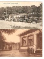 Belgique-België 2 CP Camp D'Elsenborn Artillerie Et Infirmerie C.PMB-BLP 10 1921 JS264 - Elsenborn (Kamp)