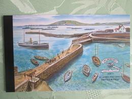 Alderney Carnet  C 180  Cote 40 Euros - Alderney