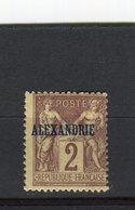 ALEXANDRIE - Y&T N° 2** - Type Sage - Ungebraucht