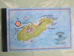 Alderney Carnet  C 122  Cote 45 Euros - Alderney