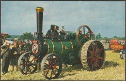 Wallis & Steevens Engine No 7683 Eileen - Salmon Postcard - Other
